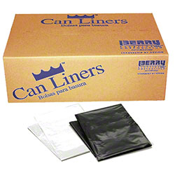 Berry Big City® Linear Low Density Can Liners