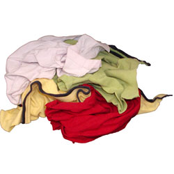 Recycled Colored Knit Rag - 25#