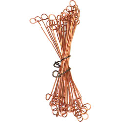American Wire 18 Gauge Copper Wire Ties