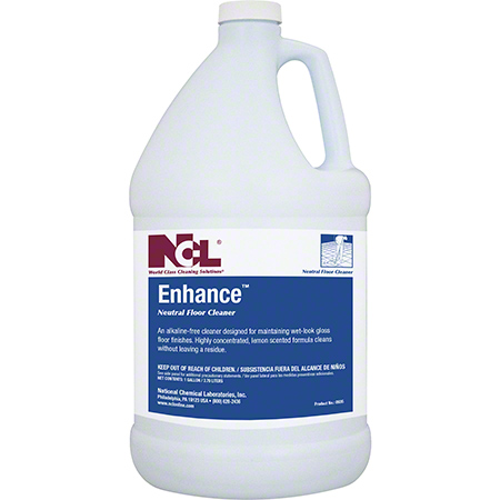 NCL® Enhance Neutral Floor Cleaner - Gal.