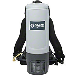 Advance Adgility™ 6XP Backpack Vacuum - 6 Qt.