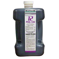 Affex PDQ-180 One Step Disinfectant - 80 oz.