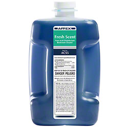 Affex Fresh Non-Acid Disinfectant Restroom Cleaner - 80 oz.