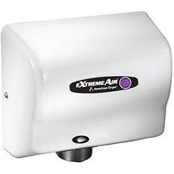 American Dryer ExtremeAir® CPC9 Hand Dryer - Steel White