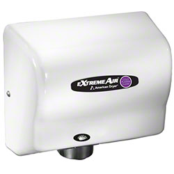 American Dryer ExtremeAir® CPC9 Hand Dryer-White ABS Cover