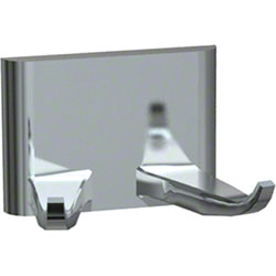 ASI Zamac Double Robe Hook