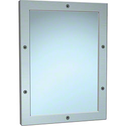 ASI Front Mount Framed Mirror
