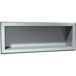 ASI Rear Mounting Recessed Shelf