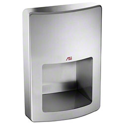 ASI Roval™ Recessed High Speed Hand Dryers