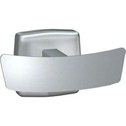 ASI Double Robe Hook - Bright Polished