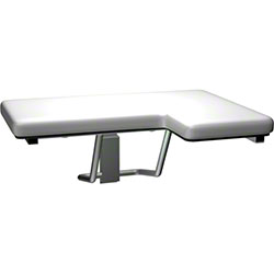ASI Left Hand Folding Shower Seat