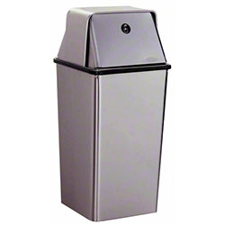 Bobrick Swing-Top Waste Receptacle