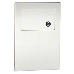 Bobrick TrimLineSeries™ Recessed Sanitary Napkin Disposal