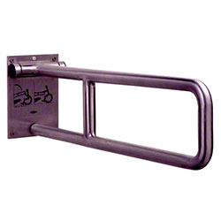Bobrick Grab Bar w/Exposed Mounting