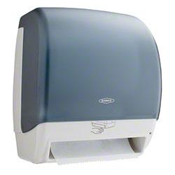 Bobrick Automatic Universal Roll Towel Dispenser - Navy