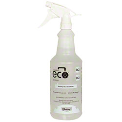 Buckeye® Eco® E62 Sanitizer Bottle & Trigger Sprayer