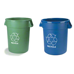Carlisle Bronco™ Recycling Containers & Lids