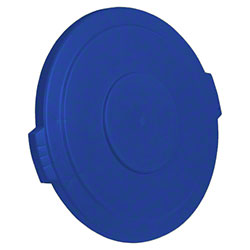 Carlisle Bronco™ Waste Container Lid - 32 Gal., Blue