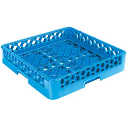 Carlisle Opticlean™ Open/Bowl Rack - Carlisle Blue