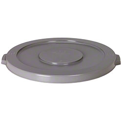 Continental Lid for #1001 Huskee - 10 Gal., Grey