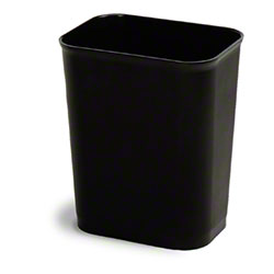 Continental UL Classified Rectangular Wastebasket - 14 Qt.