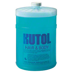 Kutol Hair & Body Shampoo - Gal., Flat Top