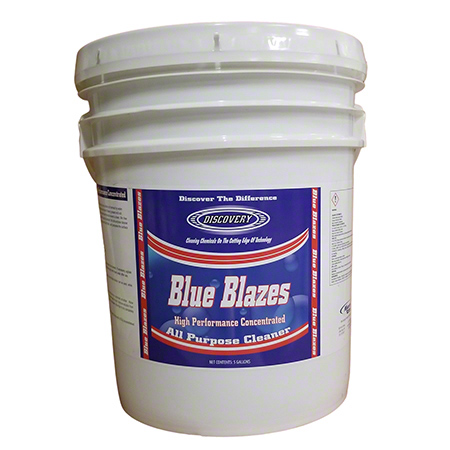 Discovery Blue Blazes All Purpose Cleaner - Gal.