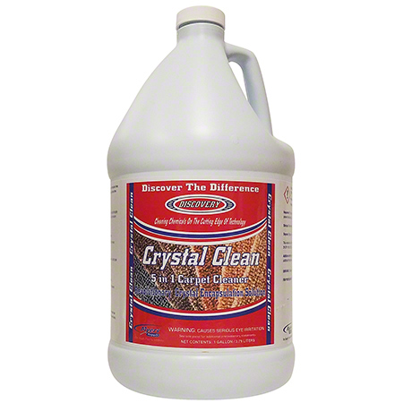 Crystal Clean Encapsulating Carpet Brush/Bonnet Cleaner-Gal.