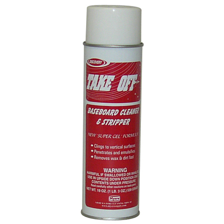 Take Off Soil & Floor Finish Build-Up Remover - 19 oz. Can