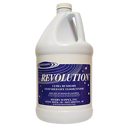 Discovery Revolution High Solids Floor Finish - Gal.