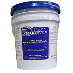 Discovery Revolution High Solids Floor Finish - 5 Gal. Pail