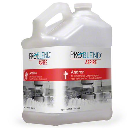 ProBlend™ ASPIRE Andron Dishmachine Detergent - Gal. (FS)