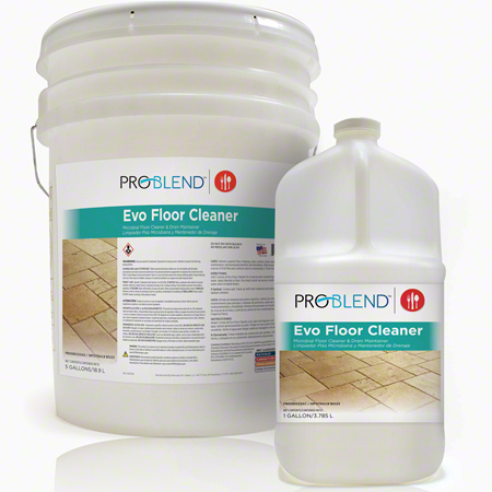 ProBlend™ Evo Blend Microbial Floor Cleaner - 5 oz.