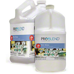 ProBlend™ Bar Glass Manual Detergent - 2/Gal. (FS)