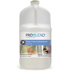 ProBlend™ Clear View Concentrate Glass Cleaner - Gal.