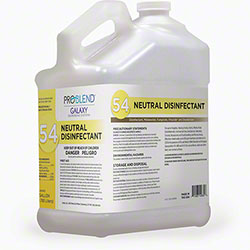 ProBlend™ Galaxy 54 Neutral Disinfectant - Gal.