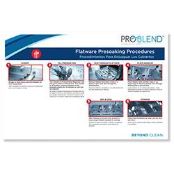 ProBlend™ Flatware Chart