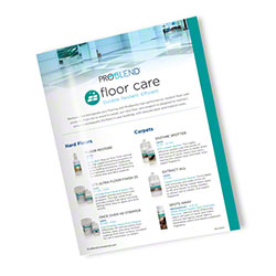 ProBlend™ Floor Care Catalog