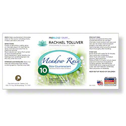 ProBlend™ Galaxy-10 Meadow Rain RTU Label Sheet