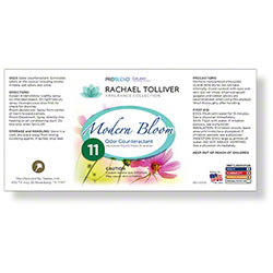 ProBlend™ Galaxy-11 Modern Bloom RTU Label Sheet