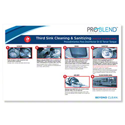 ProBlend™ Third Sink Chart