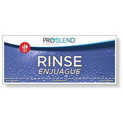 ProBlend™ Rinse - Third Sink Label