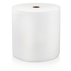 "LoCor® Hard Wound White Roll Towel - 7"" x 1000'"