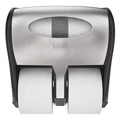 LoCor® 4 Bath Tissue Dispenser - Stainless