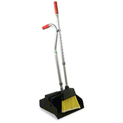 Unger® Ergo Telescopic Dustpan w/Broom