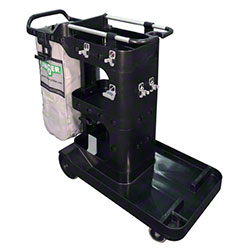 Unger® BETTERx Cleaning Cart