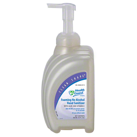 CLEAN SHAPE FOAMING INSTANT HAND SANITIZR 8/950ML