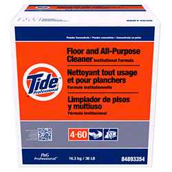 P&G Institutional Tide® Floor & All Purpose Cleaner 4-60