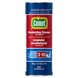 Comet® RTU Powder Deodorizing Cleanser 3-10 - 21 oz.