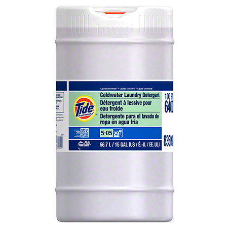 TIDE COLDWATER LAUNDRY DETERGENT CONCENTRATE CLOSED